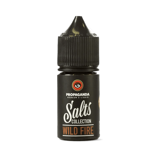 Best Salt Nic Tobacco Vape Juice - Wildfire by Propaganda Salts