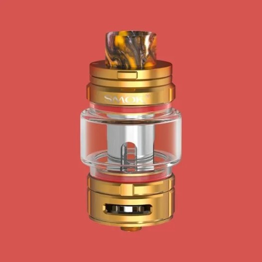 SMOK TFV16 Vape Tank In Gold