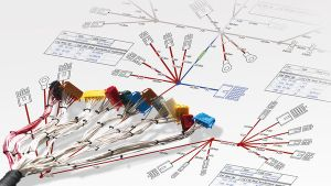 PREEvision | Wiring Harness Design | Vector
