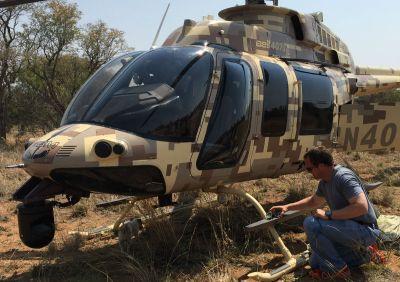 Bell 407GT