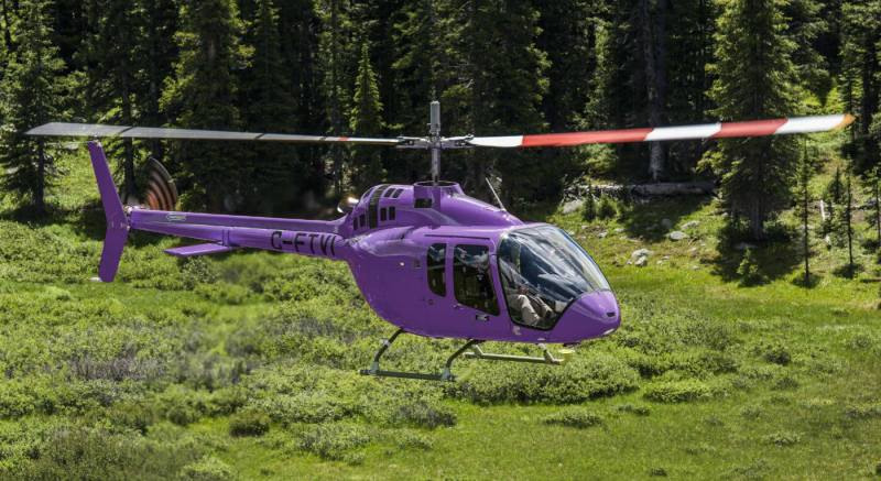 """The 505 received type certification from Transport Canada on Dec. 21, and approval from the Federal Aviation Administration and European Aviation Safety Agency is expected to follow """"very soon"""" according to 505 program manager LaShan Bonaparte. Bell Photo"""