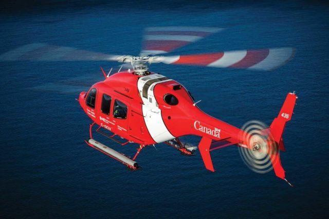 Two PW207D1 engines power the Bell 429. Heath Moffatt Photo