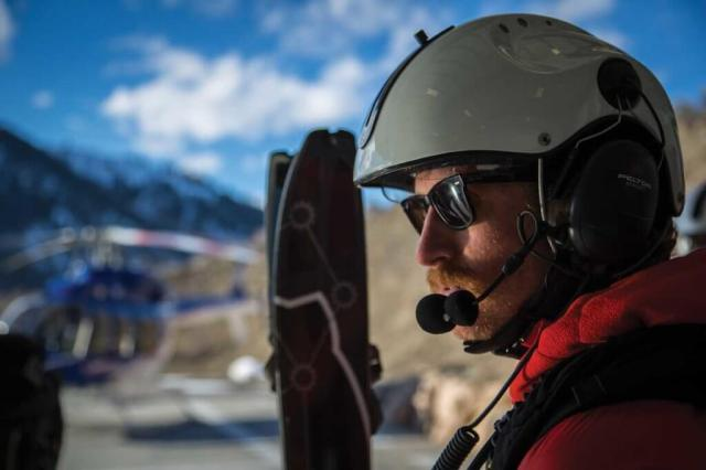 There are 39 people in the Teton County SAR team, which is on call 24/7. Arden Oksanan Photo