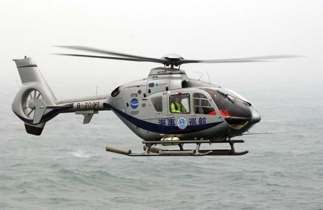 CITIC Offshore Helicopter Company Ltd. is China's largest commercial operator and flies more than 60 helicopters, including this Airbus H135. COHC is a partner in a new venture to assemble H135s in China. Airbus Photo
