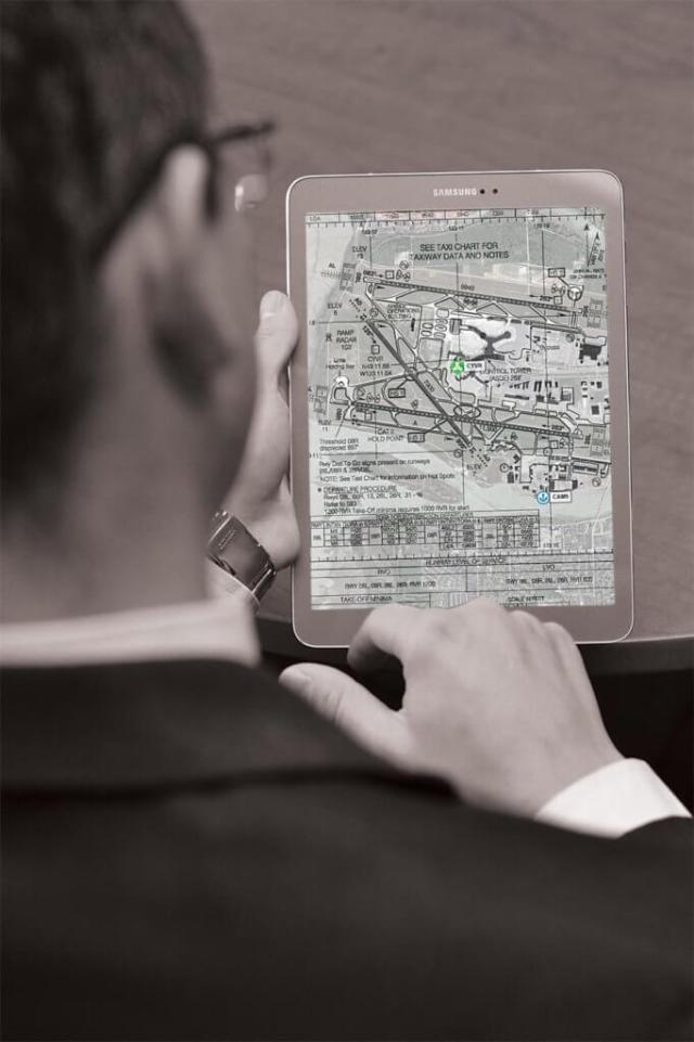 """""""Cirro is the only flight management solution that works on all devices, not just on Apple,"""" said Kim Latimer."""