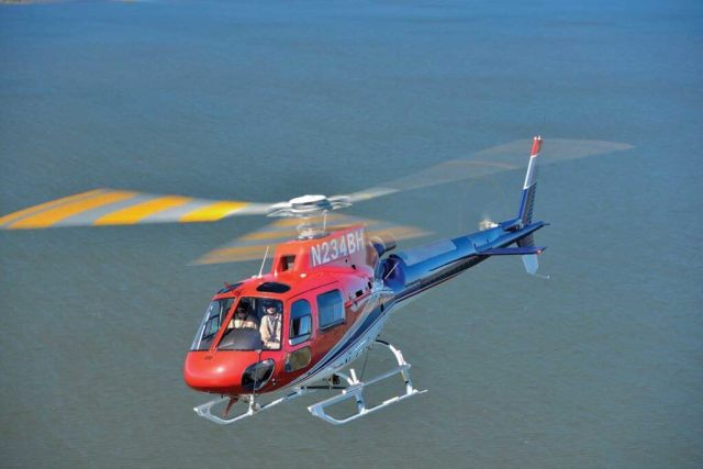 All four Firehawk AStars are now configured with the BLR FastFin, improving tail rotor effectiveness and aircraft stability, especially in high and hot conditions.