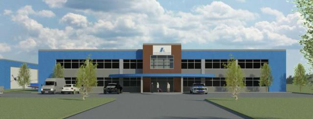 The 20,000-square-foot ATCL facility will feature a helicopter and hangar and be equipped with four Frasca Level D FFS for the Bell 407GX, Airbus H130, Sikorsky S-76C++, and Leonardo AW139. ATCL Image