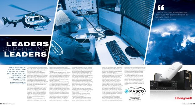 Masco Insight profile