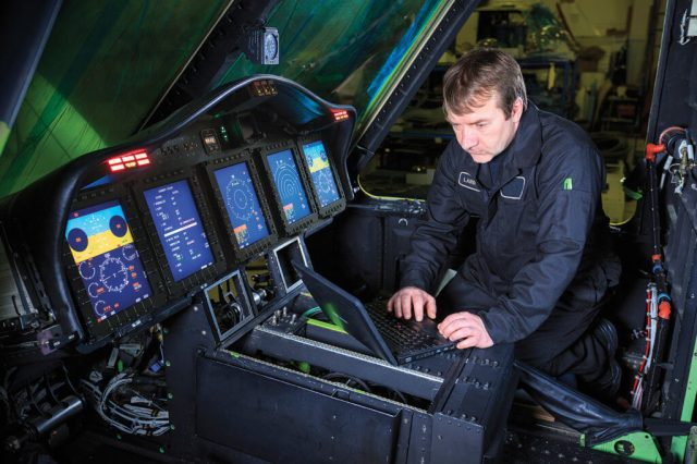 Born from Vancouver Island Helicopters' internal maintenance division, VIH Aerospace brings more than 60 years of experience to the industry as a third party MMRO provider.