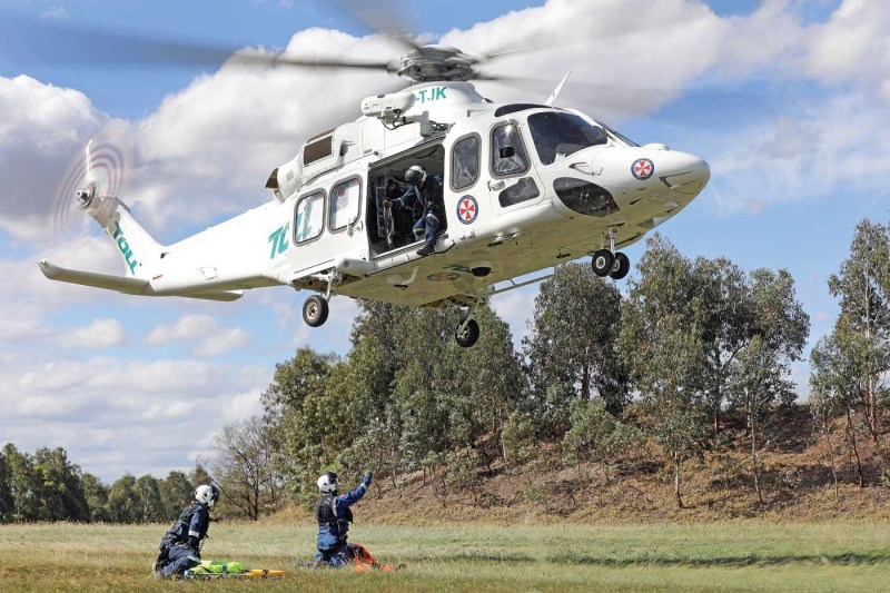 Toll's ACE center uses high-fidelity simulation to support in-aircraft training.