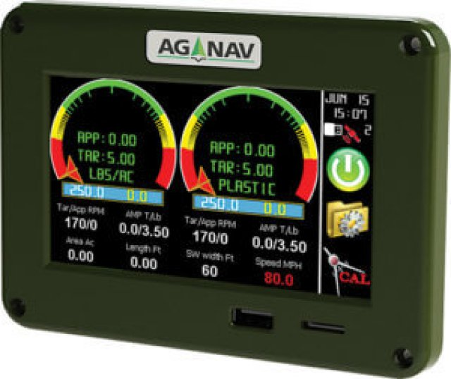 Although its biggest market focus is the aerial application of agricultural fertilizers and pesticides, AG-NAV is also rapidly making a name for itself in other niches, including mosquito control.