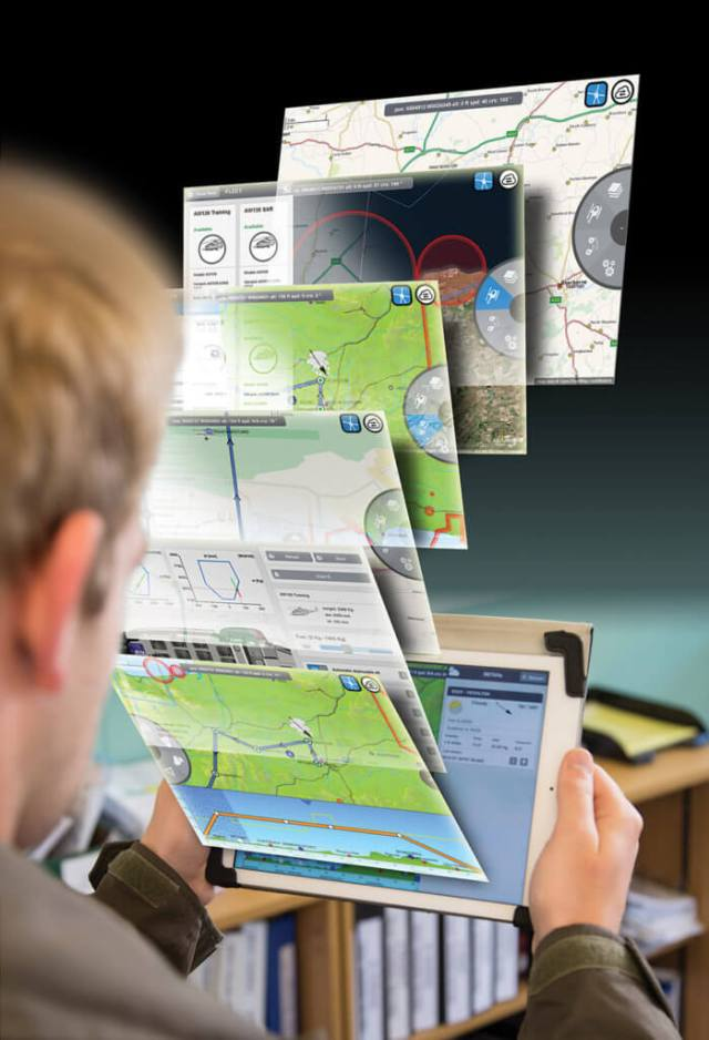 Adding value to each of the aircraft in the AW Family, Leonardo's Skyflight Mobile tablet flight planning software is now available for the AW169, AW139, and AW189.