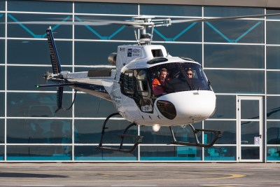 CMIG Leasing signed a framework agreement announced at China Helicopter Exposition in 2015 for 100 Ecureuil family helicopters. To date, 20 of these have already been delivered. Airbus Photo