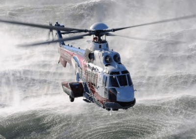 Three Airbus H225s are being returned to service to become fully airworthy under EASA regulations and flight-ready to be operated in any region of the world. Rotortrade Photo