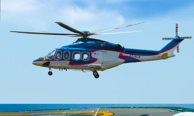 The AW139 delivery marks the fifth helicopter leased to Heligo in 2017, and the helicopter will operate offshore for the oil and gas industry.