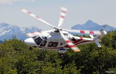 With the addition of three AW169, Falcon Aviation's fleet will include five AW169, two AW189 helicopters and four additional Grand and GrandNew light-twin helicopters. Leonardo Photo