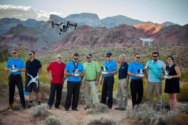 DARTdrones offers in-person and online training courses, and it is committed to helping organizations, like Global Aerospace, develop safe and efficient sUAS programs. DARTdrones Photo
