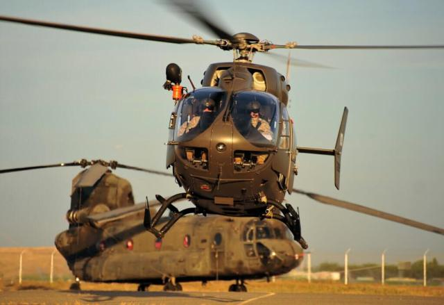 The Army has already ordered 412 UH-72A helicopters from Airbus, and has identified a need for more than 100 additional Lakotas. Skip Robinson Photo