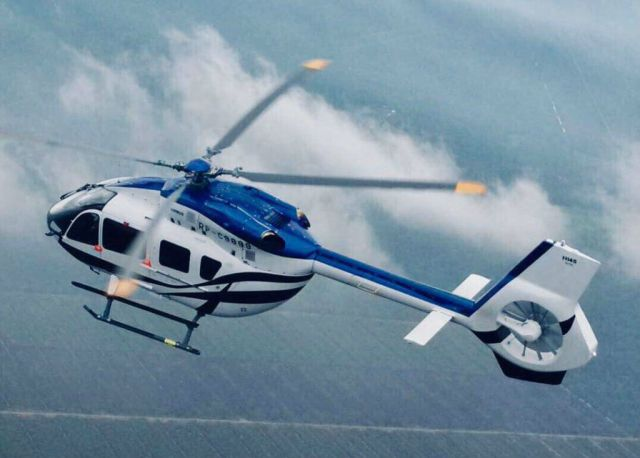 The latest additions to PhilJets' fleet are an Airbus H145 (pictured here) and a Bell 407GX. PhilJets Photo