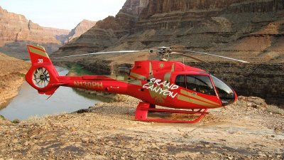 Papillon Helicopters has a fleet of over 40 aircraft, largely consisting of Airbus EC130 B4s and AS350 B3s. Papillon Helicopters Photo