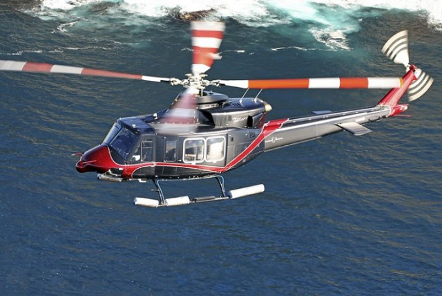 The 412EPI helicopters will be used for a variety of missions such as disaster relief, search-and-rescue, passenger transport and utility transport. Bell Helicopter Photo