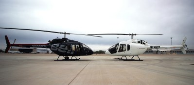 Able's 505 capabilities include all Bell 505 dynamic component assemblies, from transmission, to main rotor hub, to gearbox. Able Aerospace Services Photo