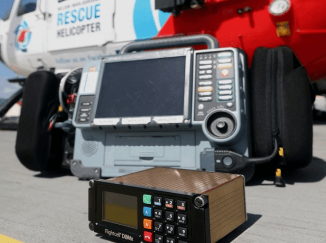This potentially lifesaving technology is achieved using cellular broadband data and a Wi-Fi or ethernet Internet connection to access Zoll online account and LifePak LIFENET systems.
