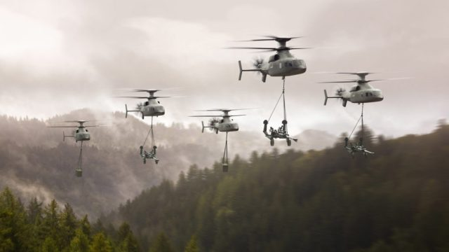 The Defiant X is the Sikorsky-Boeing teams final pitch for the U.S. Army's Future Long Range Assault Aircraft (FLRAA). Defiant Team Image