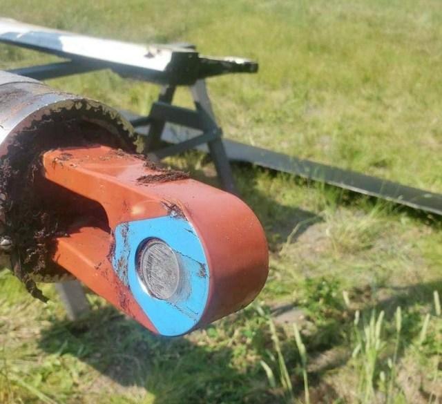 Bell 212 wreckage
