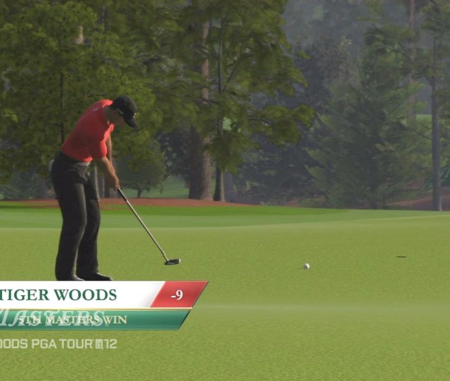 Tiger Woods Pga Tour 12 Gets Demo Release From March 8