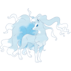 Image result for alolan ninetales global link png