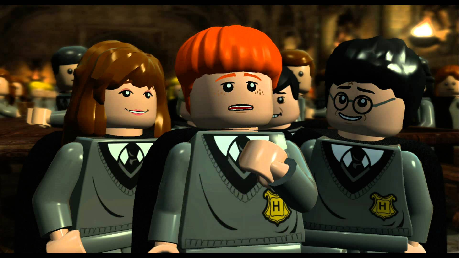 Lego Harry Potter Collection Rated For Ps4 By Brazilian