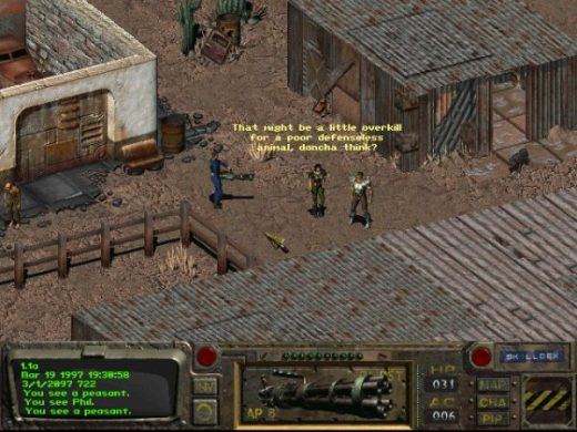 The original Fallout is free on Steam for today only   VG247 Fallout