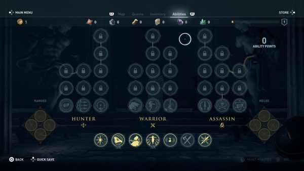 Assassin's Creed Odyssey guide - tips, hints and walkthroughs 3