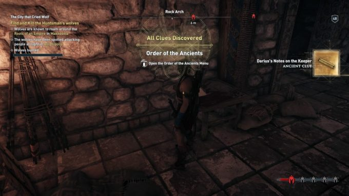 Assassin S Creed Odyssey Legacy Of The First Blade Dlc Order Of The Ancients Locations Guide Vg247