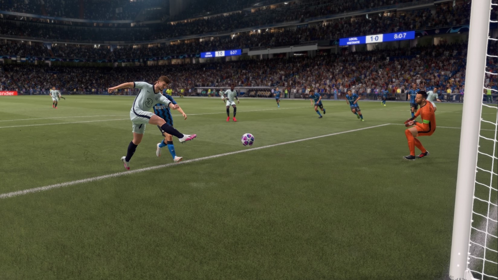 fifa 21 best strikers top wingers and