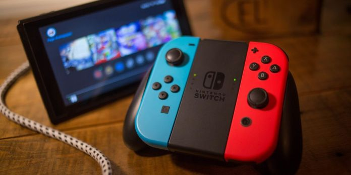 A New Nintendo Switch Pro listing has been spotted on Amazon hand
