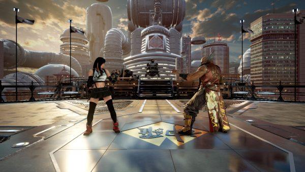 Tekken 7 Tifa mod