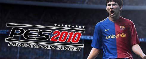 Konami PES 2010 Will Recreate Real Football As Closely