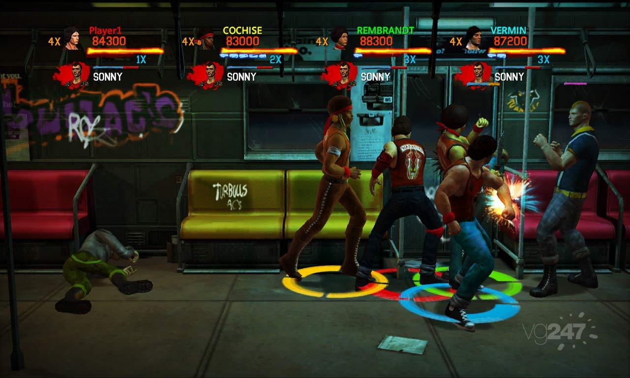 The Warriors XBLA Has Screens Can Probably Dig It VG247