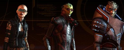 Mass Effect 2 Apperance Pack Announced As DLC For March 23