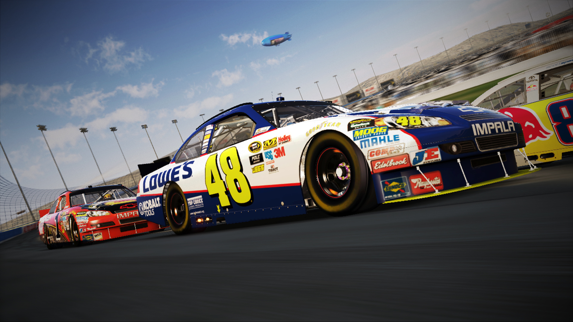 NASCAR 2011 Shots And Dev Diary Released VG247