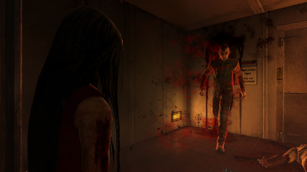 Quick Shots FEAR 3 Brings The Horror VG247