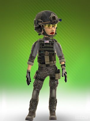 MW3 Xbox Live Avatar Sales To Benefit Call Of Duty