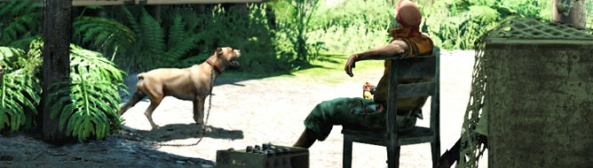 Technical Limits With Development Can Make Stories Heavy Dead Says Far Cry 3 Writer VG247