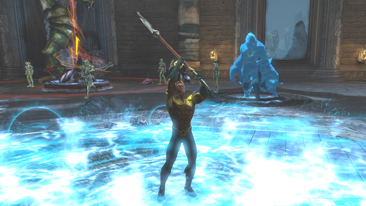 Update 16 And Tides Of War Summer Event Are Live For DCUO