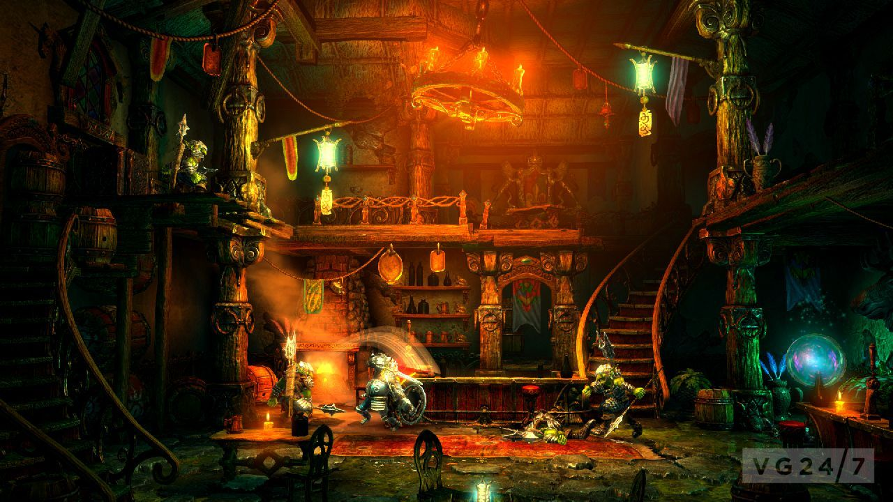 Trine 2 Expansion Goblin Menace Announced For PC OS X