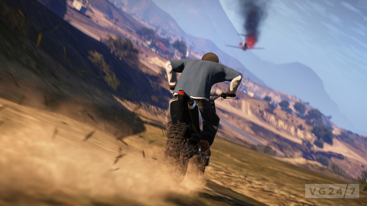 GTA 5 New Locations Pre Order Items Leaked VG247