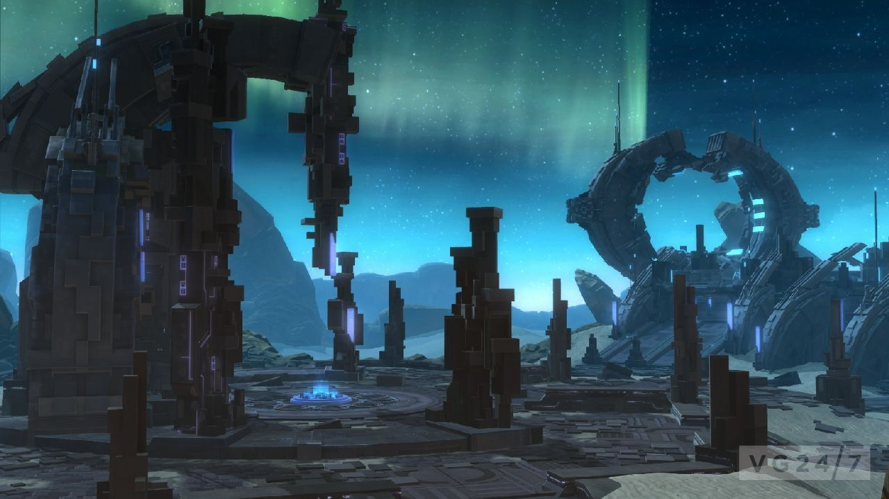 SWTOR Update 16 Ancient Hypergate Launch Trailer And