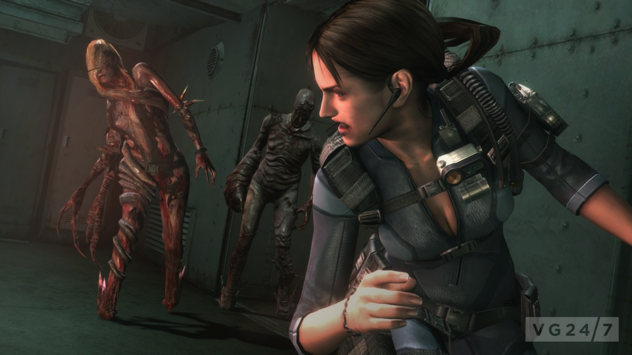 Resident Evil Revelations Gets Hunk Gameplay Trailer New